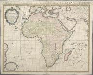 Carte D'Afrique Dressee pour l'usage du Roy ..., Carte D'Afrique Dressee pour l'usage du Roy ...