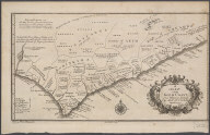 A Map of the Gold Coast from Issini to Alampi by Mr d'Amville April 1729., A Map of the Gold Coast from Issini to Alampi by Mr d'Amville April 1729.