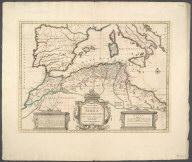 In Notitiam Ecclesiasticum Africae Tabula Geographica., In Notitiam Ecclesiasticum Africae Tabula Geographica.