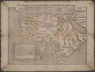 Africa, Libya, Morland, mit allen Kunigreichen so zu unsern zeiten darin gefunden werden., Africa, Libya, Morland, mit allen Kunigreichen so zu unsern zeiten darin gefunden werden.