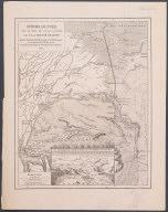 Isthme de Suez : avec le tracé des canaux concédés par S. A. le vice-roi d'Égypte pour la jonction de la Mer Rouge à la Méditerranée et la jonction du Nil au lac Timsah tel qu'il a été arrêté par la Commission Internationale., Isthme de Suez : avec le tracé des canaux concédés par S. A. le vice-roi d'Égypte pour la jonction de la Mer Rouge à la Méditerranée et la jonction du Nil au lac Timsah tel qu'il a été arrêté par la Commission Internationale.