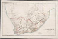 South Africa by Jas Wyld, Geographer to the Queen and H.R.H. Prince Albert., South Africa by Jas Wyld, Geographer to the Queen and H.R.H. Prince Albert.