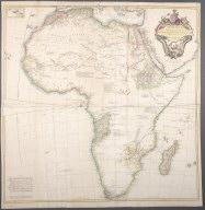 Afrique publicee sous les auspices de Monseigneur le Duc d'Orleans Primier Prince du Sang., Afrique publicee sous les auspices de Monseigneur le Duc d'Orleans Primier Prince du Sang.